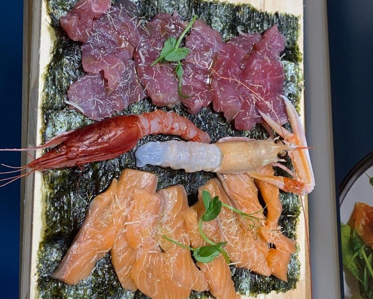 Sashimi Misto